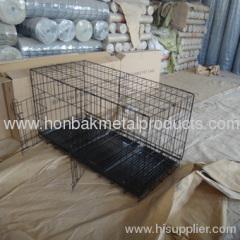foldable dog cage/dog kennel
