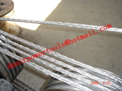 Good quality braided wire rope
