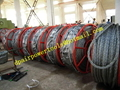 braided wire rope rope