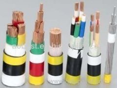 1-30kV XLPE/PVC Insulated armoured Power Cable