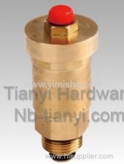 "1/2"" Brass Exhausting Valve"
