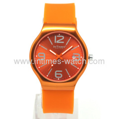 Swiss watch movt. Aluminum case Low MOQ / 5ATM (IT-088)