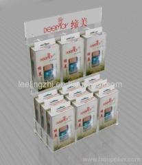 acrylic cosmetic display / huayu
