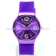 Intimes smart Watches with Swiss Movt. / Aluminum case / 5ATM (IT-088)