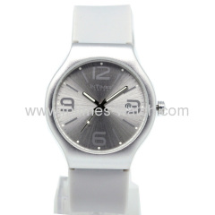 Charmming Wristwatch with Swiss Movement / Aluminum Case (IT-088)