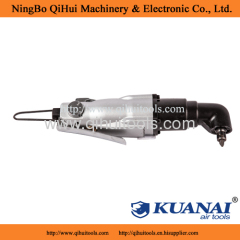 8mm Capacity Right-angle Air Impact Screwdriver Double Hammer Mechanism