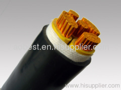 Multi core PVC cable XLPE cable LSOH Cable from cable factory