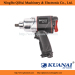 1/2 inch Industrial Composite twin hammer mechanism Air Impact Wrench