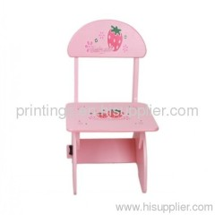 Heat transfer film for chair