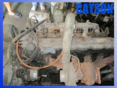Excavator Isuzu 6BD1 engine assy