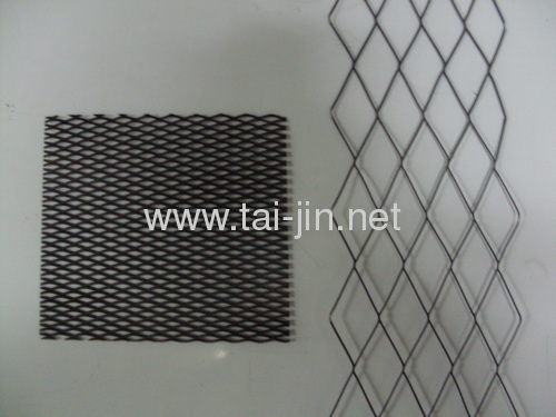 Ir coated mesh anode for concrete