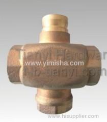 YIMISHA Bronze Proportional Integral Valve