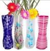 Hot stamping film for vase