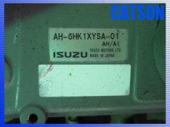 Hitachi ZX360-3 AH-6HK1XYSA-01 AH-6HK1 engine assy