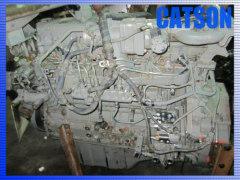 Hitachi ZX360-3 AH-6HK1XYSA-01 AH-6HK1 good engine assy