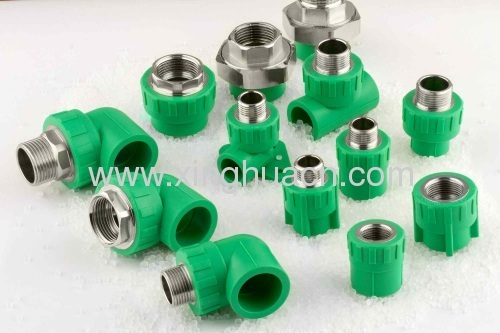 PPR fittings and pipe tube group