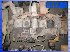 Hyundai R220-5 6BT5.9 engine assy