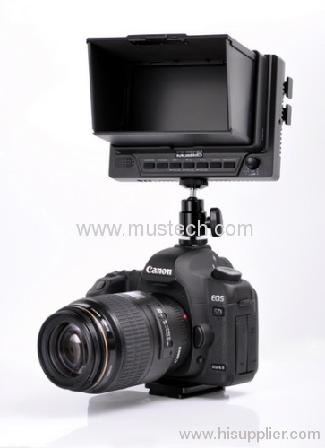 5 inches On-Camera Field Monitor M501