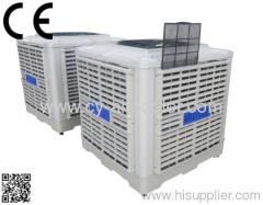3 kw 30000 m3/h 220 V 380V axial evaporative air cooler