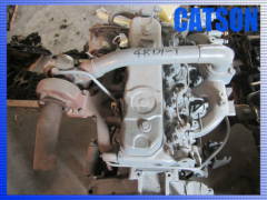 Isuzu 4BD1T engine assy