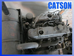 Isuzu 4JG1 engine assy