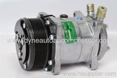auto Compressors for pv8 12v R134a sanden compressors