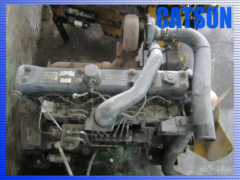 Isuzu 6SD1 engine assy