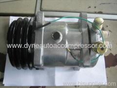 Compressor For Automobile sanden 5h14 12v AA 132mm auto air parts