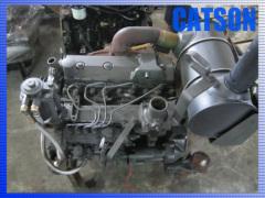 Komatsu PC60-5 4D95 engine assy