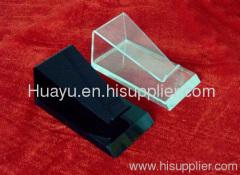 acrylic digital display / huayu