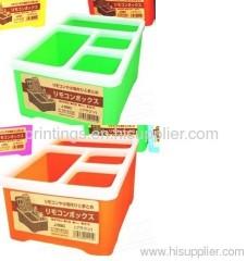 Heat transfer film for multi-function box