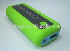 Heat transfer film for mobile power bank