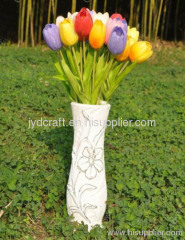 high simulation pu flower new tulip