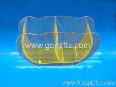 Multifunctional of acrylic goldfish bowl