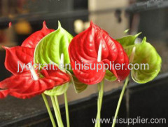 high simulation pu anthurium