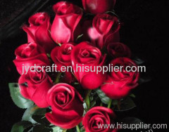 high simulation PU rose