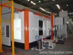 electrostatic paint coating system