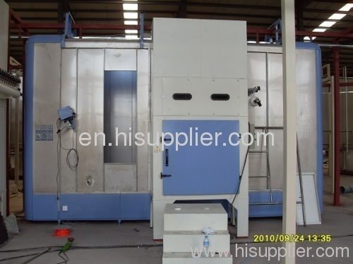 automatic paint coating equipment