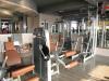 Leg Press fitness equipment