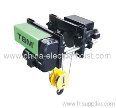 SHA-XD ELECTRIC WIRE ROPE HOIST