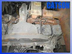 Komatsu PC220-6 6D102 excellent engine assy