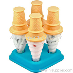 Tovolo Ice Cream Pop Molds