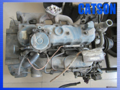 Kubota V2203 engine assy