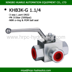 aluminum ball valves q11f high pressure 3 way ball valves bk3