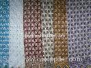 Colorful Stretch Baby Africa / African Lace Fabric , Plain Pattern