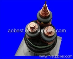 3.6/6KV-26/35KV XLPE power cable