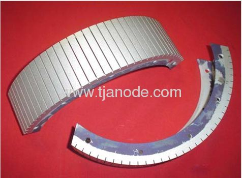 Variety of Specification and Shape Pt-Ti Anode