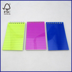 mini PP cover notebpad