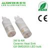 3W 4W SMD 2835 G9 LED bulb light 220v AC