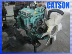 Volvo EC210B D6D engine assy